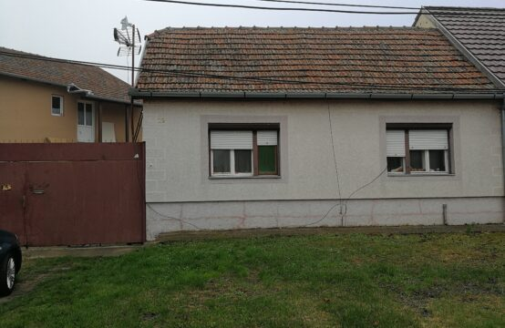 Novo selo, prizemna samostalna kuća!!!!