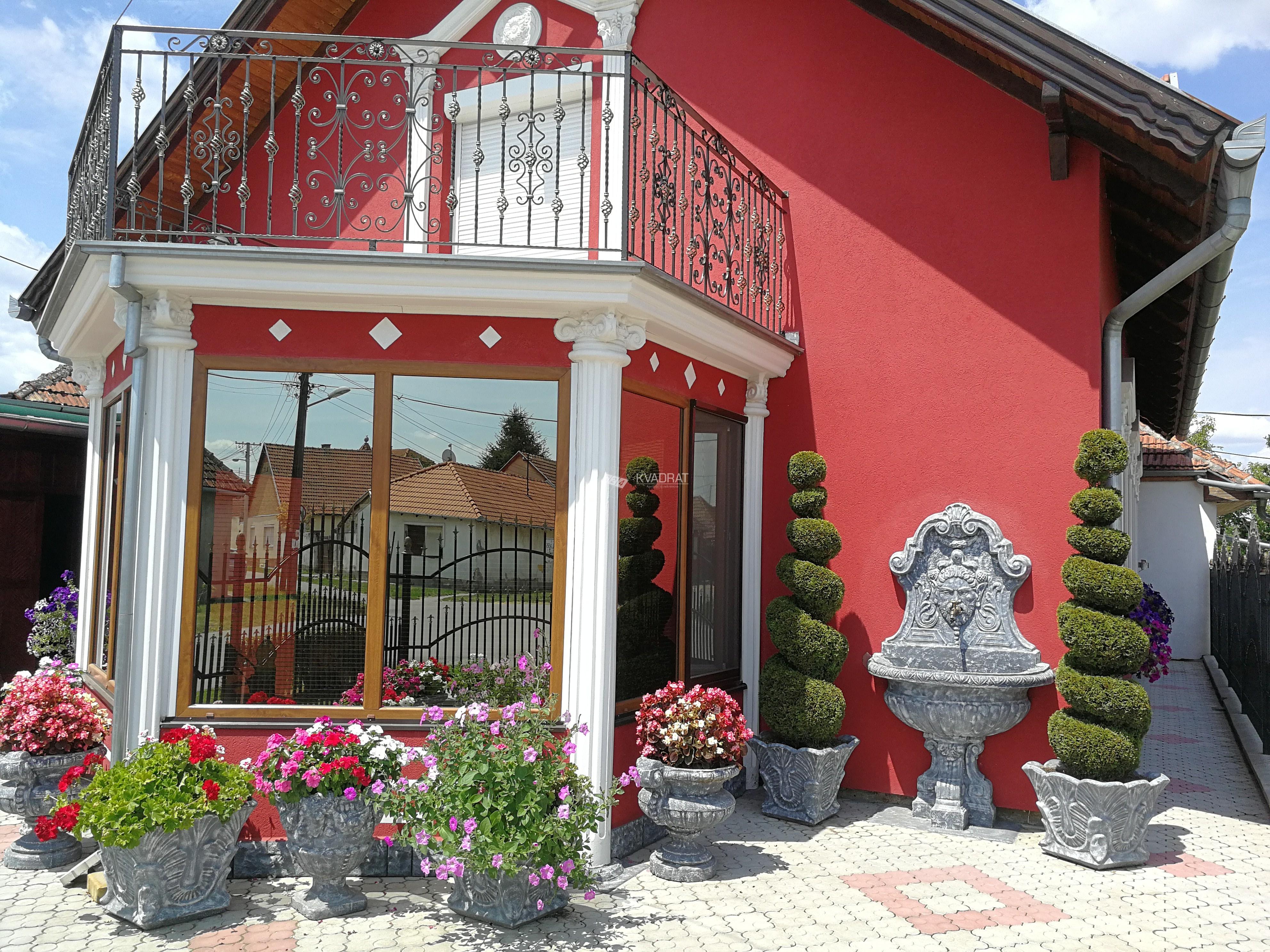 Novo selo, Prizemna samostalna kuća sa potkrovljem!!!