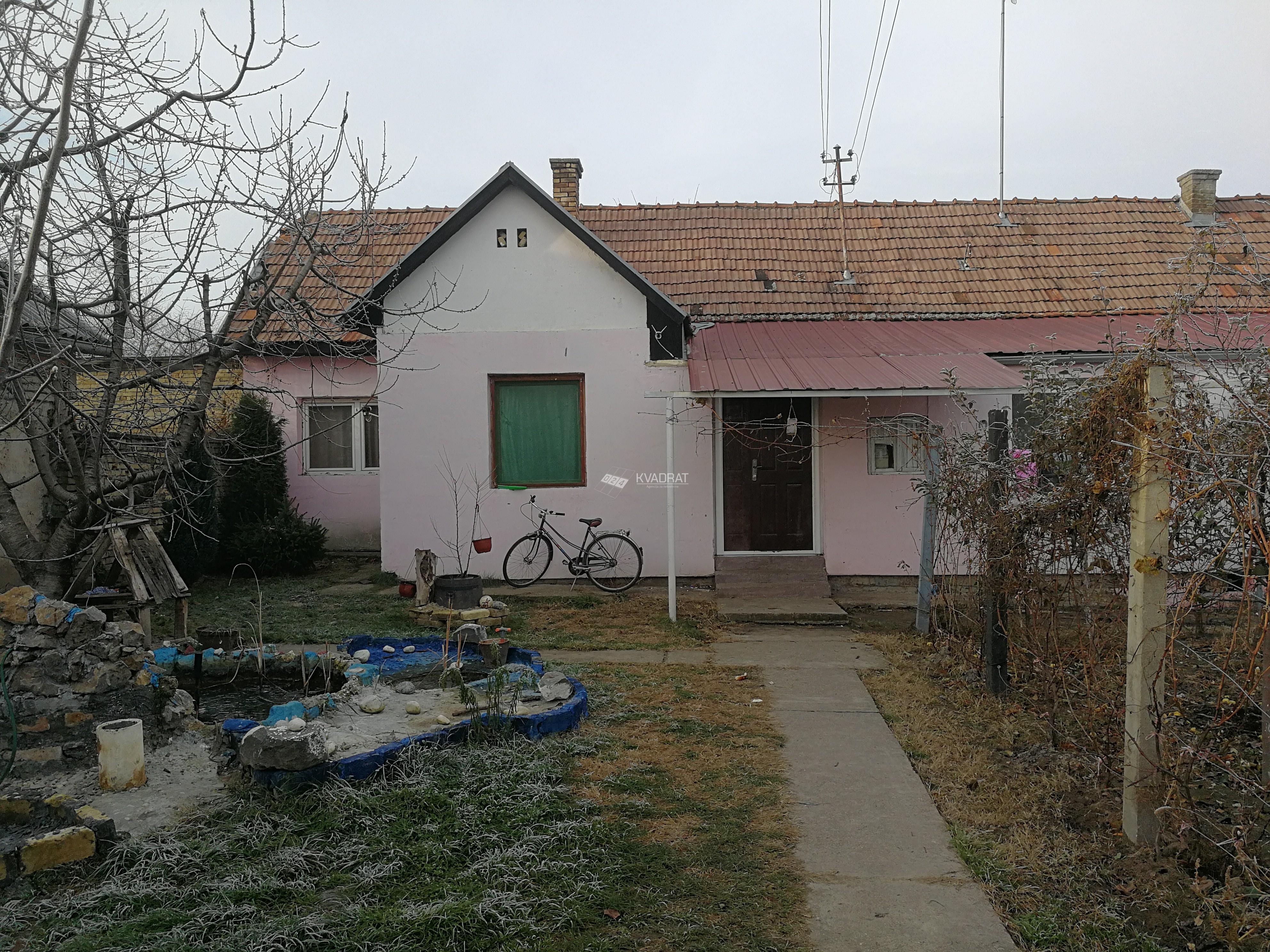 Novo selo, prizemna samostalna kuća!!!