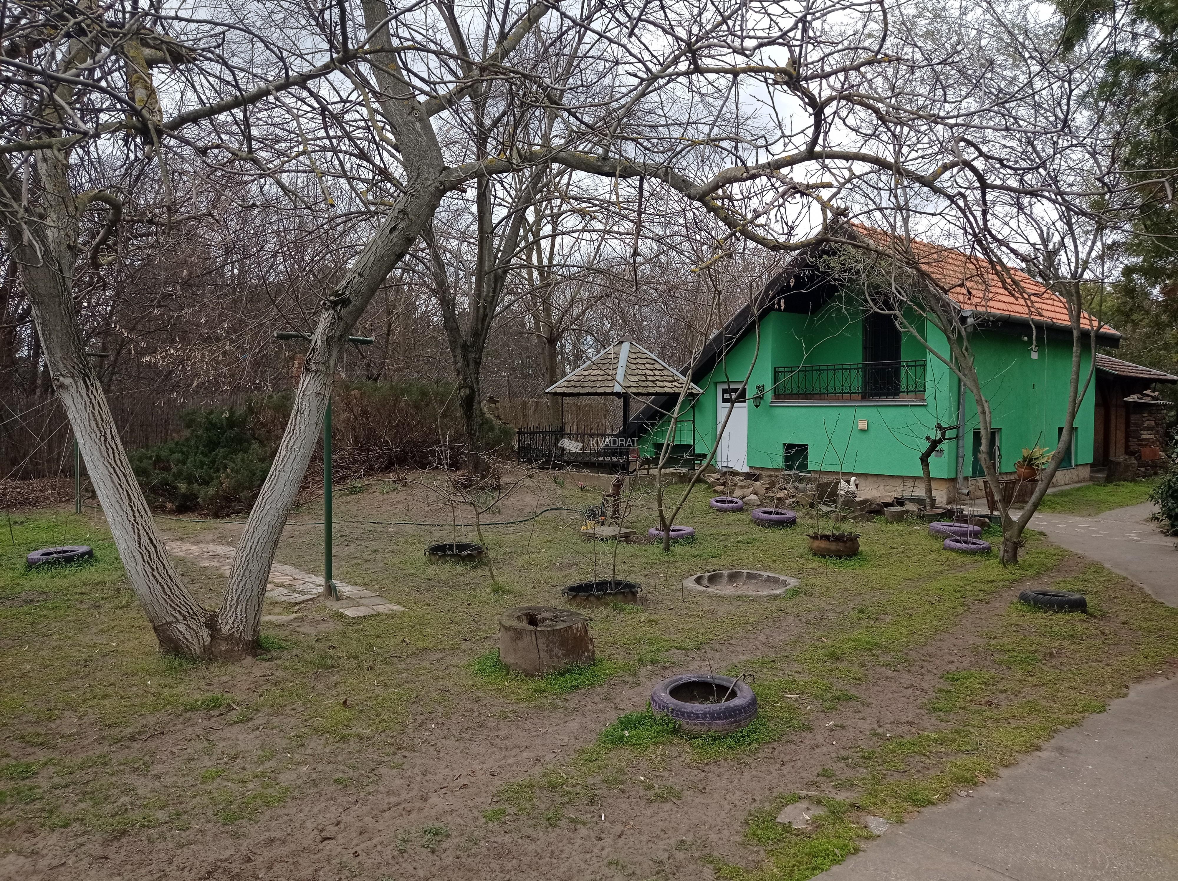 Kelebija, samostalna kuća sa potkrovljem!